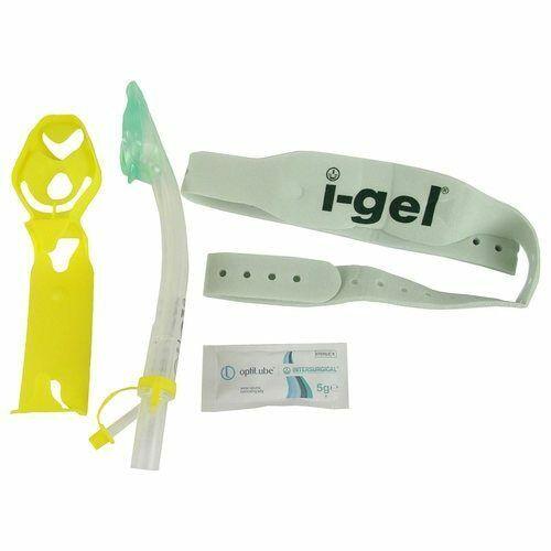 i-gel O2 Resus Pack, Adult (Size 3, 4, or 5)