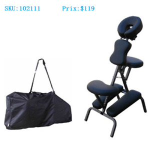 Chaise Massage/tatoo pliable Portable massage chair