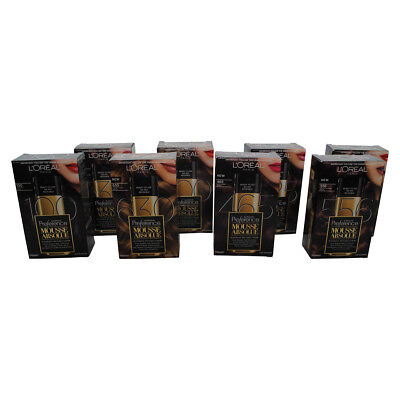 Loreal Superior Preference Mousse Absolue Hair Color  Choose Color