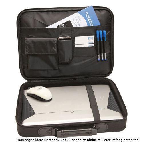 laptoptasche 18 zoll notebook koffer taschen ebay. Black Bedroom Furniture Sets. Home Design Ideas