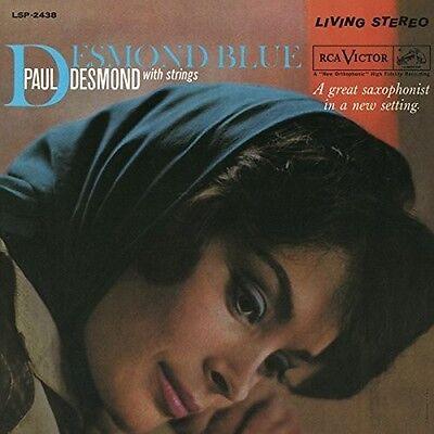 Jazz Cd - Paul Desmond - Desmond Blue [New CD] UK - Import