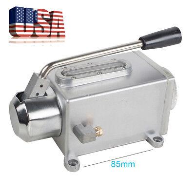 Hand Pump Lubricator Lubricating Oil Pump Manual Milling Machine Easy Use Top