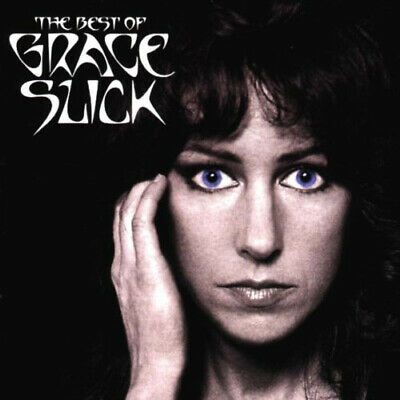 Grace Slick : The Best Of Grace Slick CD (The Best Of Grace Slick)