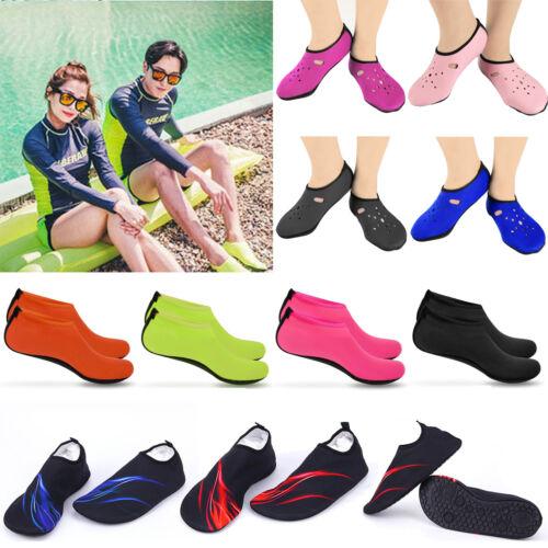 Barfuß Wasserschuhe Strand Aqua Schwimmschuhe Socken Surf Schuhe Badeschuhe