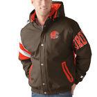 Cleveland Browns Sports Fan Jackets