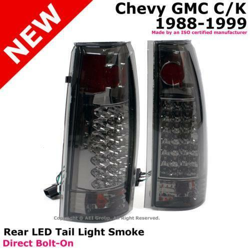 1998 chevy silverado led tail lights ebay. Black Bedroom Furniture Sets. Home Design Ideas
