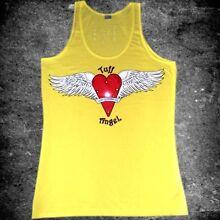 Ladies Tuff Angel Tank Style Singlet Sumner Brisbane South West Preview