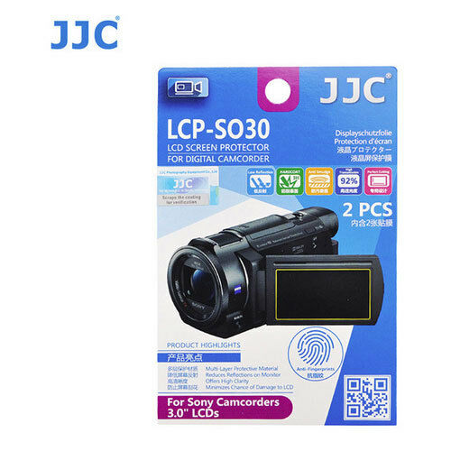 JJC LCP-D500 ultra hard polycarbonate LCD Film Screen Protec