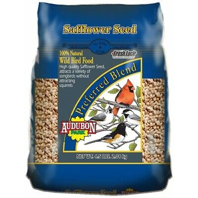 Audubon Park 12223 Straight Wild Bird Food, 4.5 lb, Bag, Seed