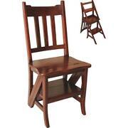 Step Ladder Chair Ebay
