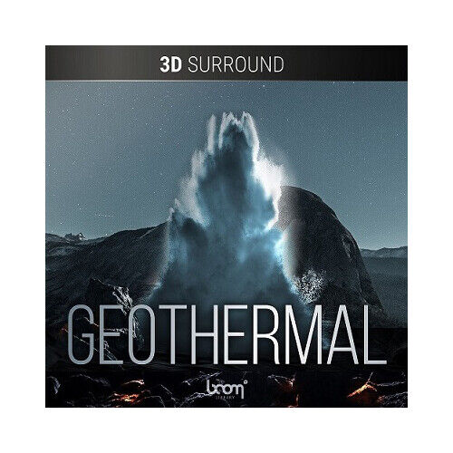 Boom Library Geothermal Stereo & 3D Surround