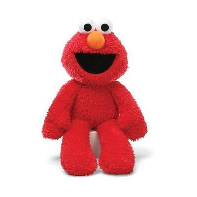 "Gund Sesame Street Take Along Elmo 12"" Plush New"