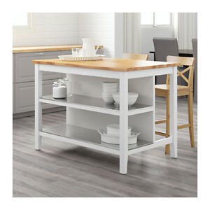 LOOKING FOR: Ikea Stenstorp WHITE Island & Stools
