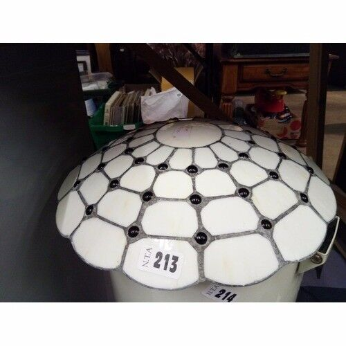 tiffany style lamp shade- free delivery