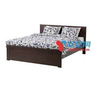 bed frame   mattress sale-queen size