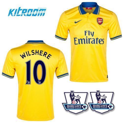 Wilshere Shirt  87d81a598