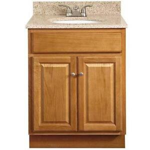 quot cabinet vessel vanity dp white tech bathroom wood solid with quartz stone