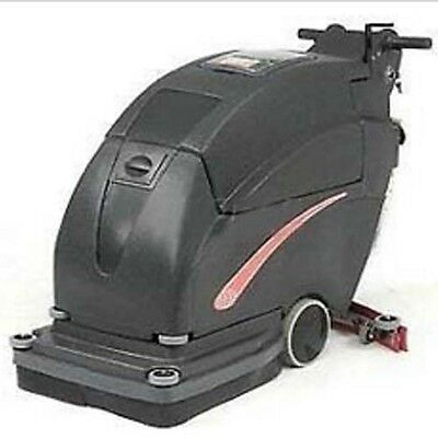 Auto Floor Scrubber - Cleaning Width 26 - Two 215 Amp Batteries - Commercial