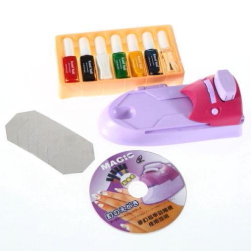 nail machine ebay
