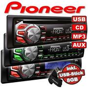 Autoradio CD USB Aux