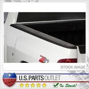 Black truck bed rails ebay truck bed rail caps sciox Choice Image