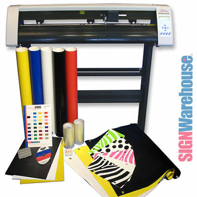 31 Vinyl Cutter Bundle Software Machine Best Cutter Vinyl Vinly Sign Plotter