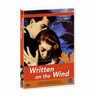 Written on the Wind (1956) Rock Hudson DVD *NEW