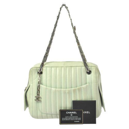 authentic chanel handbag mademoiselle ebay