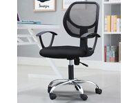 Ergonomic-Office-Chair-Executive-Mesh-Computer-Desk-Chair-Loading-150kg-Black