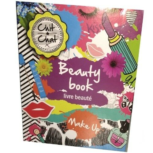 Super Teenager Chit Chat Beauty Book make-up set 42 teilig mit Anleitung