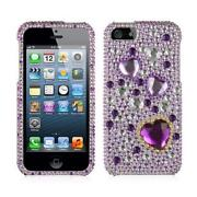 Purple Heart iPhone 4 Case