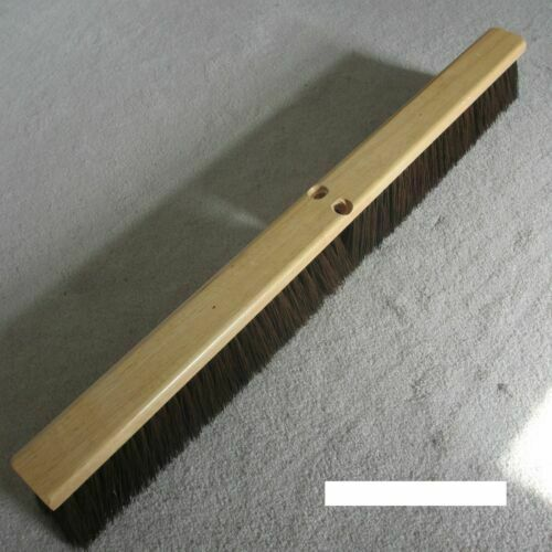 "Push broom head 36"" 2 screw in holes for the handle"
