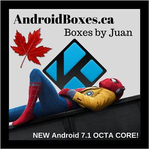 ★-Android 7.1 OS TV Box-★-Kodi 17.3-★-OCTA CORE 2GB-★