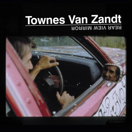 Townes Van Zandt - Rear View Mirror [New Vinyl LP]