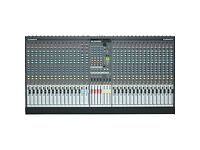 32 Channel Allen and Heath Sound Desk