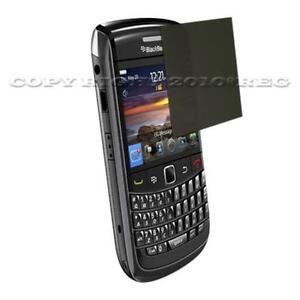 2 x PRIVACY SCREEN PROTECTOR FOR BLACKBERRY BOLD 9700