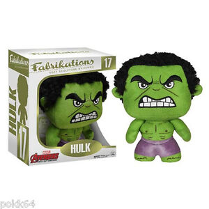 Avengers age d'Ultron Fabrikations plush Hulk figurine collector No. 17 17 17 Funko f1cc37