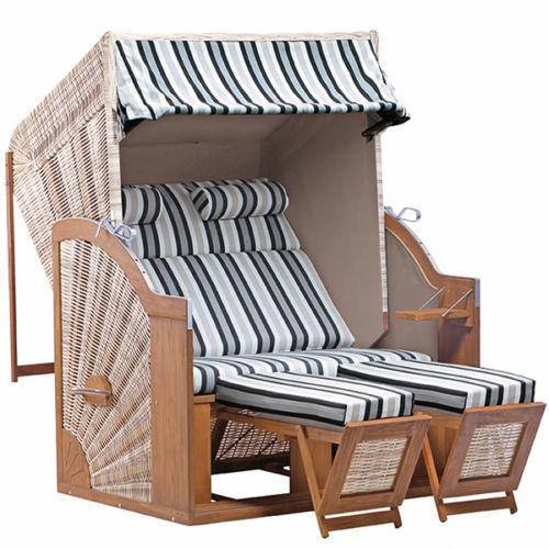 strandkorb xl ebay. Black Bedroom Furniture Sets. Home Design Ideas