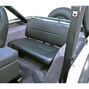 Jeep CJ Rear Seat