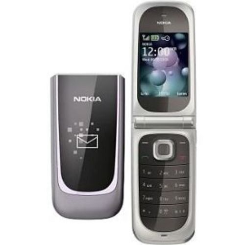 Nokia 7020 MP3 2MP Fashion Flip GSM Mobile