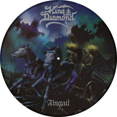 King Diamond - Abigail  Ltd Ed, Picture Disc