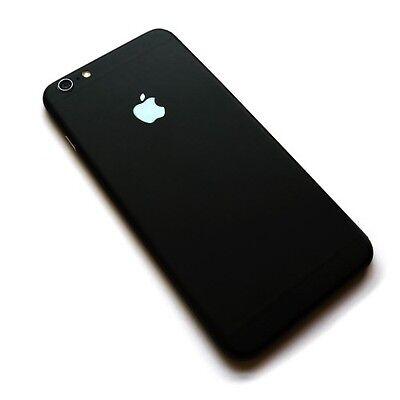 Apple Iphone 6 /6S Matte Black luxury fashion case Back cover., used for sale  DELHI