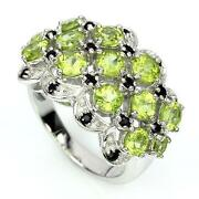 Green Spinel