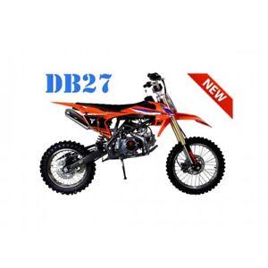 125 cc Competition Dirt Bike