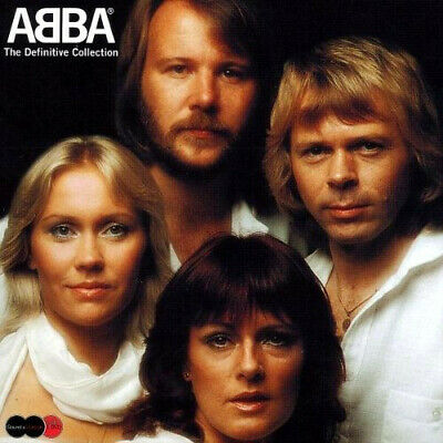 ABBA - The Definitive Collection - 2 CD 1 DVD Box set