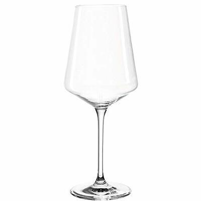 Leonardo Weißwein-Gläser, 6er Set, spülmaschinenfeste Gläser mit gezogenem Stiel