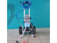 AIRLESS PAINT SPRAYER !!! FREE UK AND IRE DELIVERY no need for air compressor electric not graco