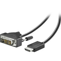 Insignia™ - 6' DVI-D-to-HDMI Cable - Black (NS-PI06502)