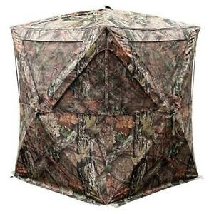 NEW Primos The Club Ground Blind, Mossy Oak Break-Up Country Condtion: New