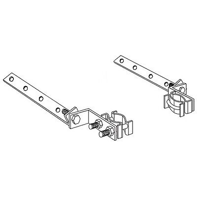 ROHN EB2525G Universal Eave Bracket Attachment for ROHN 25G Tower. Buy it now for 116.6